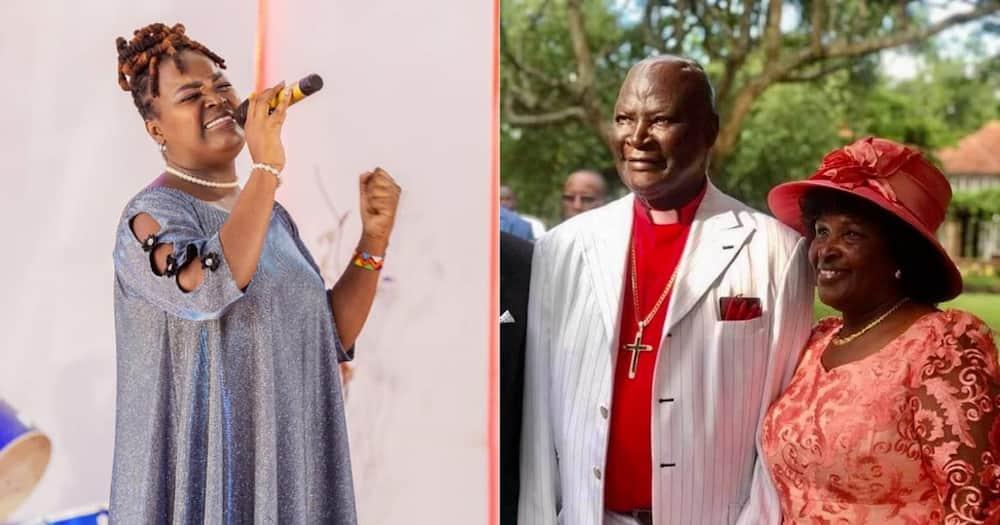 Singer Vicky Chebaibai Kitonga Celebrates Parents for 49 Years of Marriage