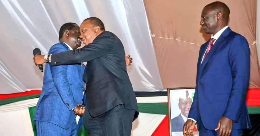 Mwangi Kiunjuri awaingilia Uhuru DP Ruto na Raila asema wamewasaliti Wakenya
