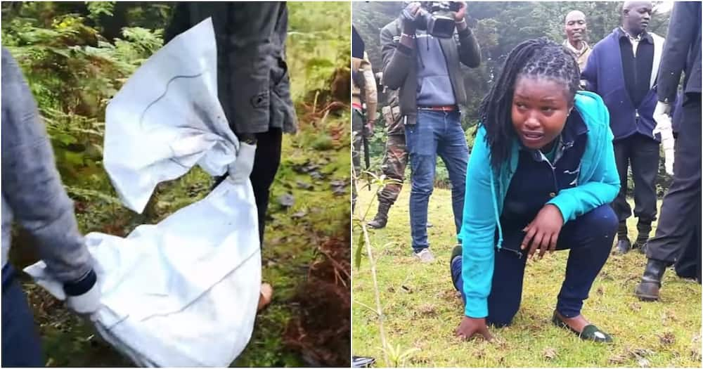 Emotions run high as man confesses to killing ex-lover's son in Nyeri