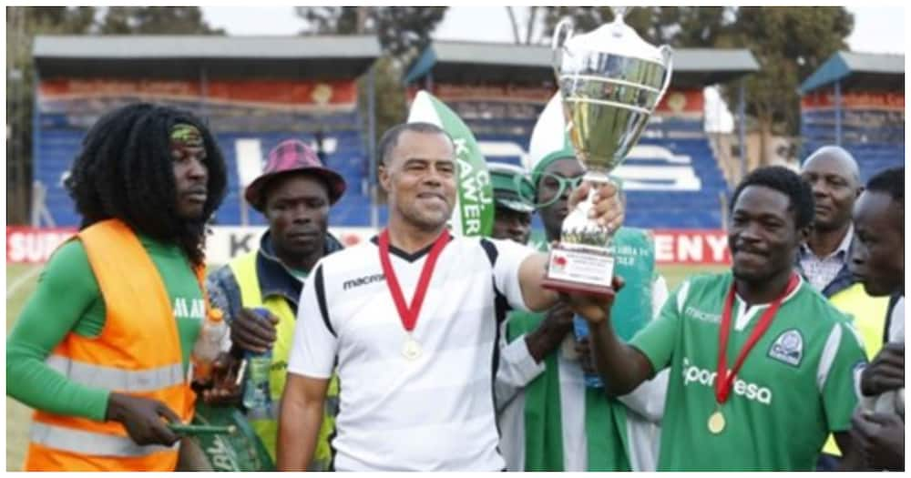 Gor Mahia boss Steven Polack says he is now surviving on savings from his entire coaching career