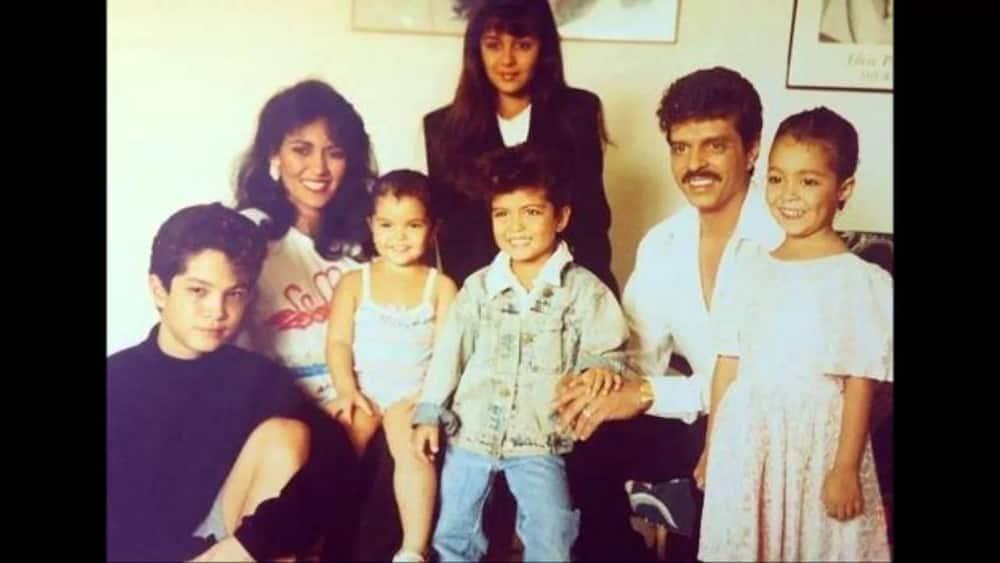 Bruno Mars father