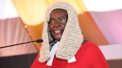 Jaji Mkuu David Maraga astaafu rasmi