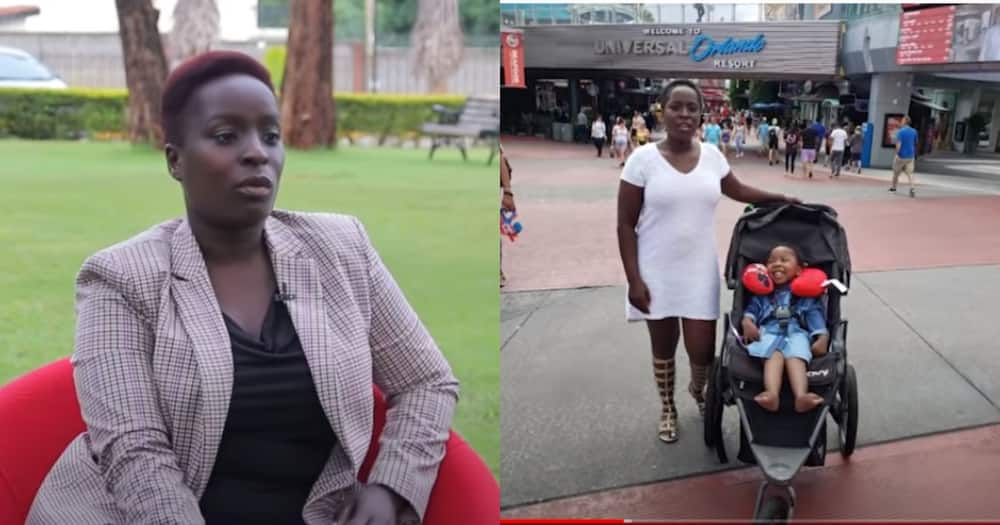 """Kenyan woman narrates marrying her best friend of 14 years: """"I regret years we spent together"""""""
