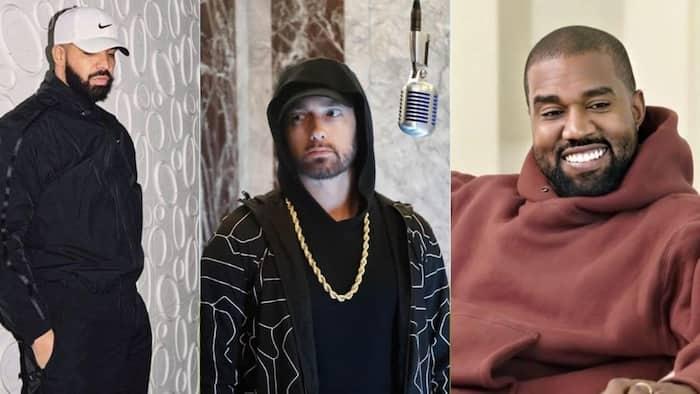 Eminem Named Highest Selling Rapper of All Time, Netizens Differ