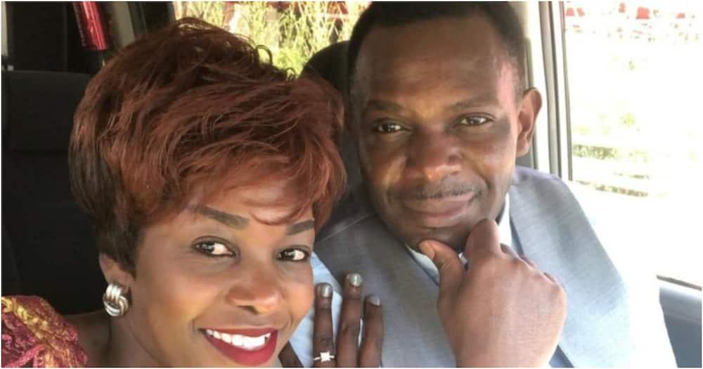 Gospel singer Gloria Muliro engaged to American lover six years after divorce