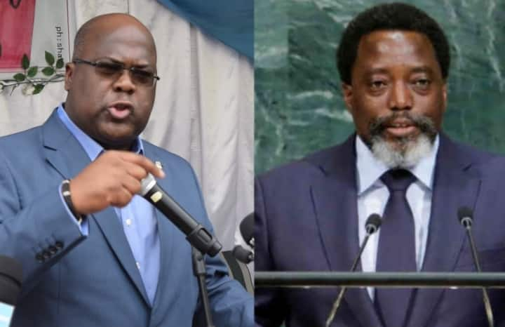 Opposition candidate Felix Tshisekedi wins Congo election