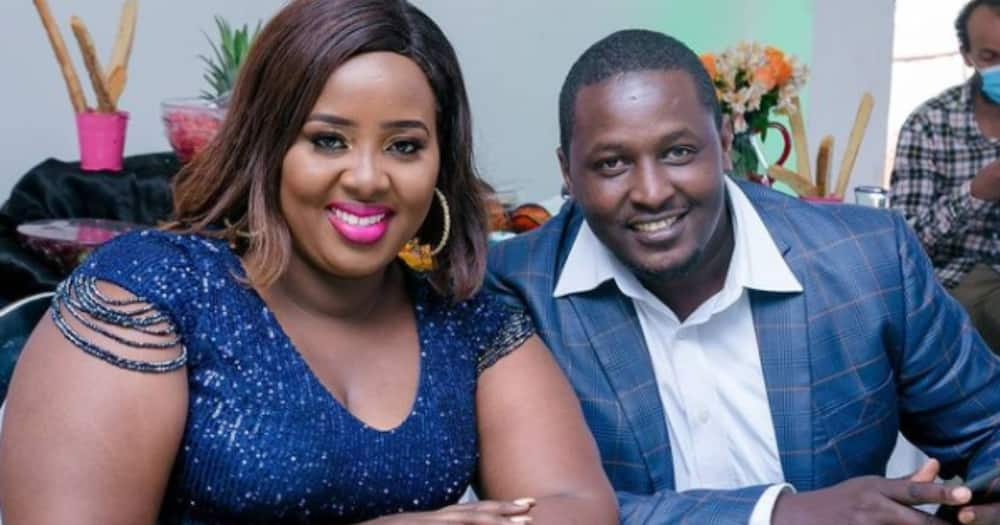 """Milly Chebby celebrates hubby Terence Creative's change in lifestyle: """"I've seen you gamble, smoke nonstop"""""""