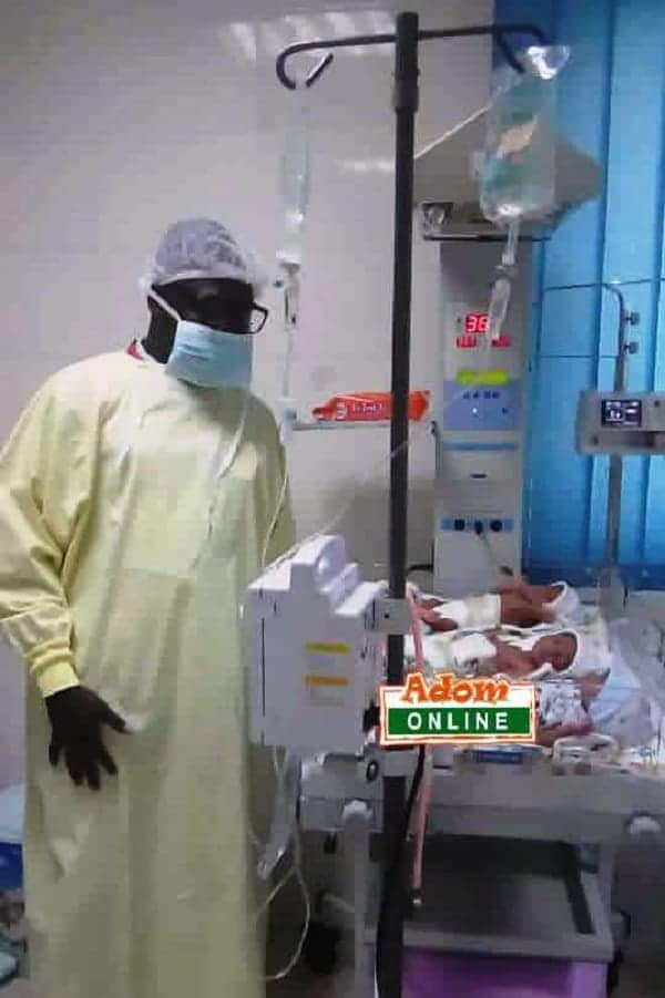 30-year-old mother of 12 delivers quadruplets at home by herself