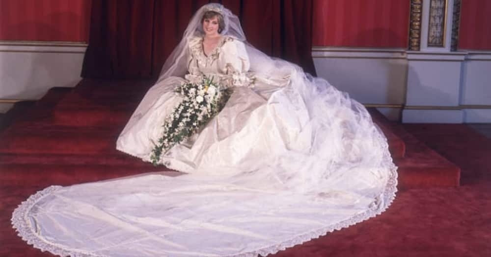 Princess Diana's Wedding Dress to Go on Display after William and Harry Approval