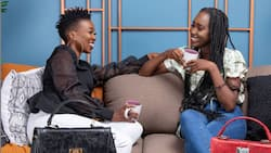 Wahu Tickled by Kenyan Saying Daughter Tumiso Should Marry a Man Named Mutiso