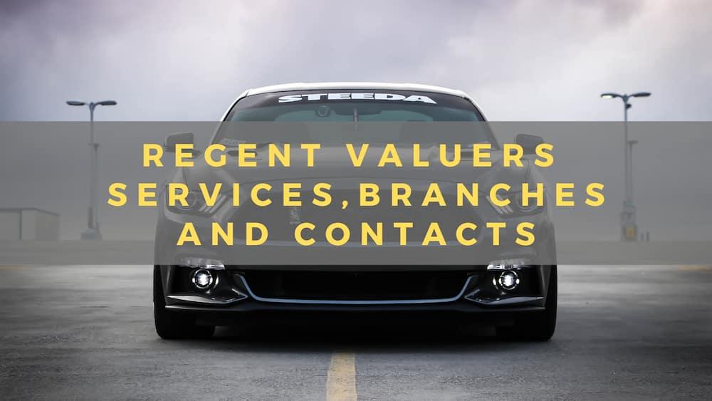 Regent Valuers