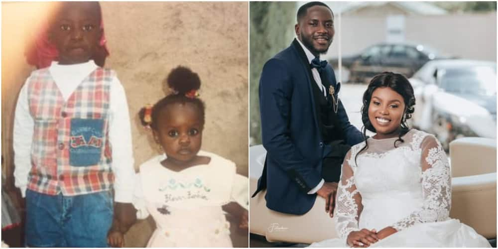 Man says he prophesied about marrying his wife when he was 3