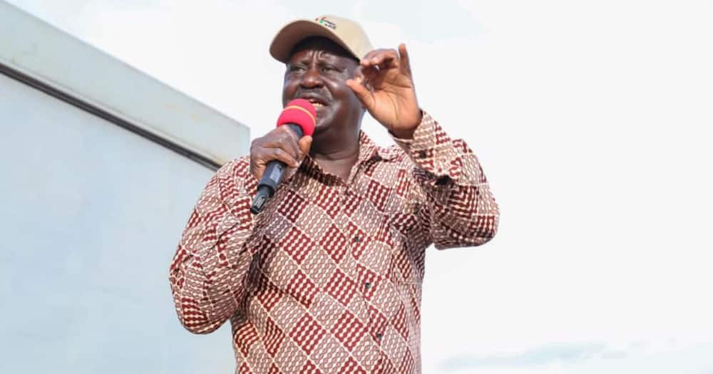 Mr 6 months it's been eight years, not 3 years, Raila hits back at Ruto