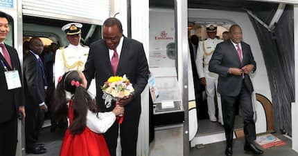Uhuru goes for more goodies from China amid heated fish import row