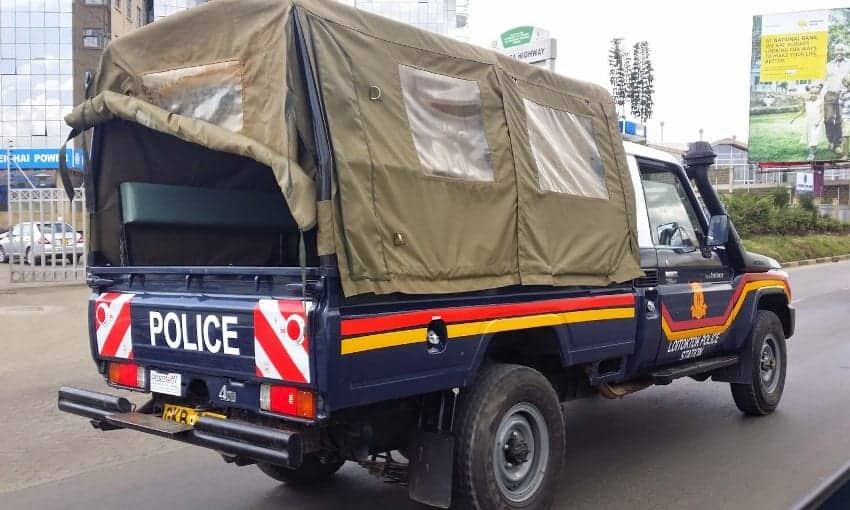 Kirinyaga: Police officer shoots colleague dead after heated argument