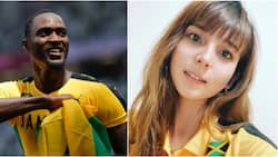 Jamaican Gold Medalist Thanks Woman Who Paid for Taxi to Race Where He Won Olympic Gold