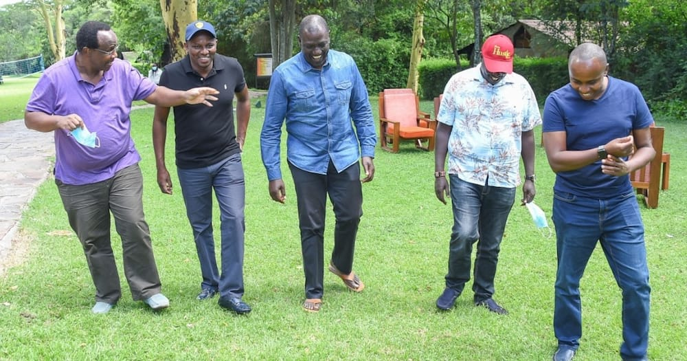 """David Ndii Defends His Association with Ruto: """"There's a Time a Nation is Bigger Than Individuals"""