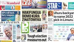 Magazeti Jumanne, Oktoba 26: Wanasiasa 'Domo Kaya' Waingia Chini ya Maji Kujiandaa 2022