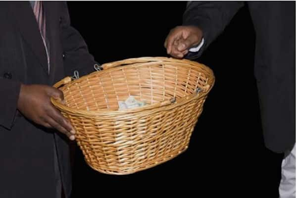 Migori police officers on the spot for stealing KSh 6K offerings from SDA church