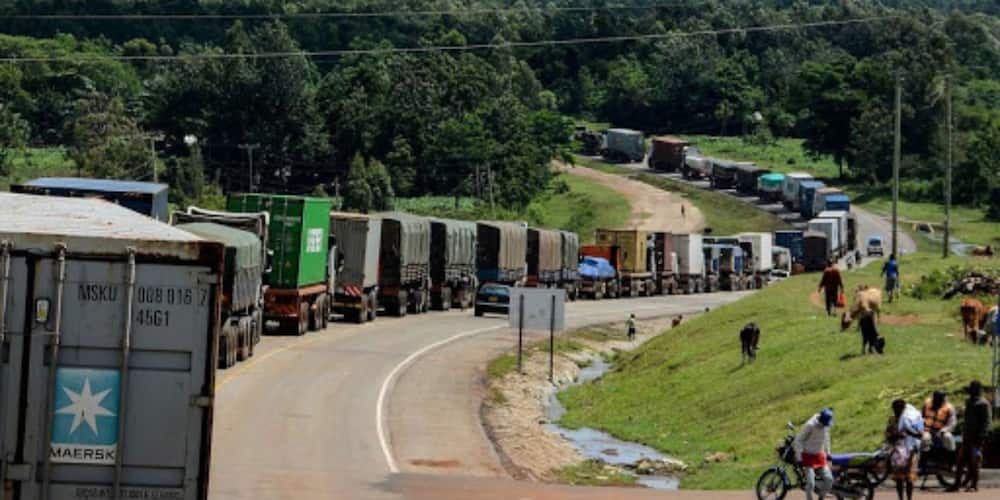 COVID-19: Kenyan truck driver dies while awaiting clearance at Uganda checkpoint