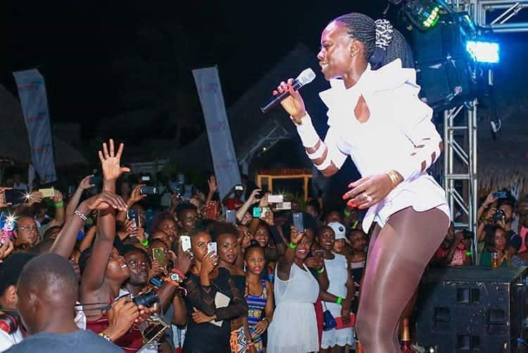 Image result for Akothee dancing in italy