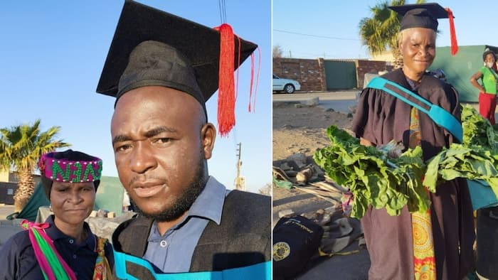 """Graduate Pays Tribute to Selfless Mom Who Hawked to Provide Son with Everything: """"This Is Heartfelt!"""""""