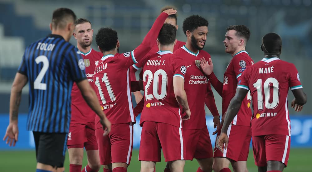 Diogo Jota bags hat trick as Liverpool hammer Atalanta 5-0 in Champions League