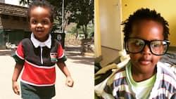 "Boniface Mwangi Celebrate Son Jabu's 10th Birthday: ""King of Soft Life and Great Puns"""