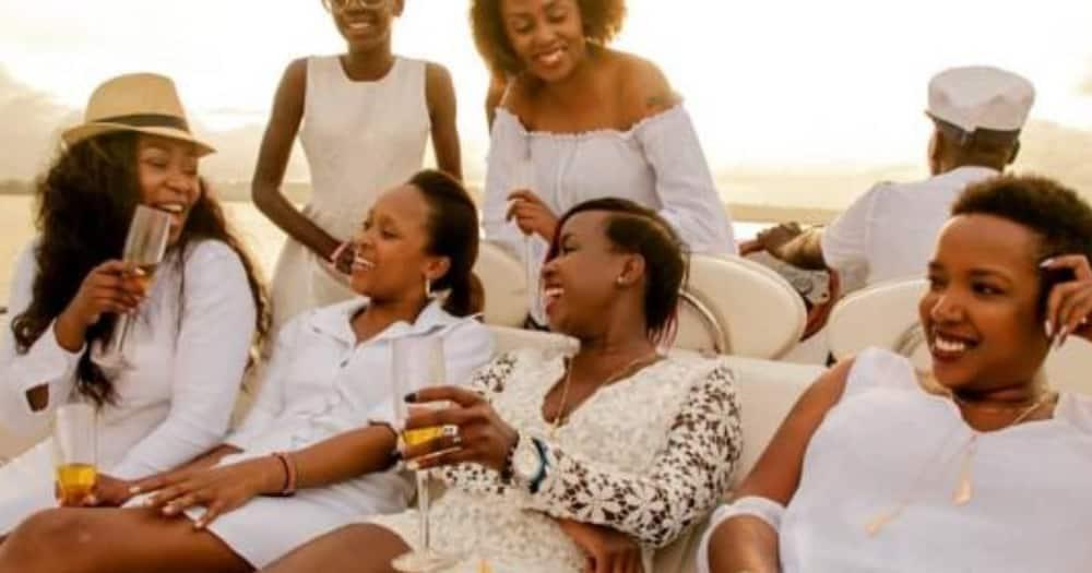 Girl Squad walinitenga baada ya kukamatwa kwa madai ya mauaji, Jacque Maribe asema