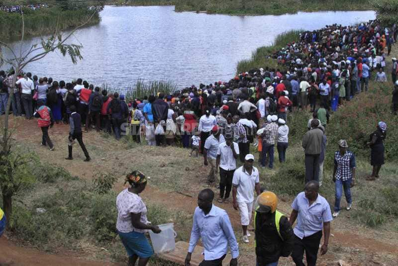 Body of missing Masinde Muliro Univesity student found in killer dam