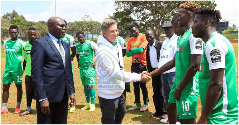 Oliveira Goncalves: Gor Mahia shopping for coach after warning Brazilian is unqualified