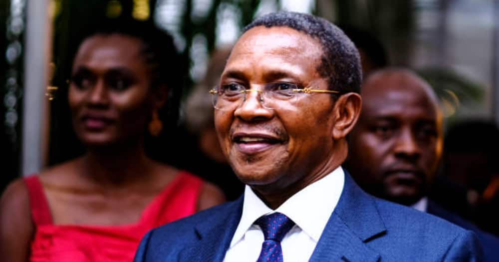 My Dad is Alive and Healthy, Jakaya Kikwete's Son Ridhiwani Clears Air on Father's Health