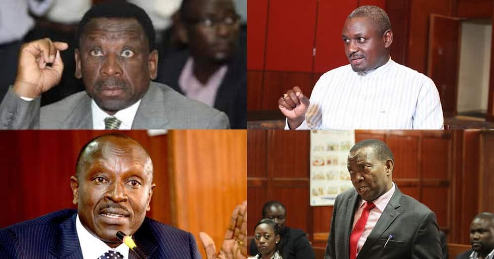 BBI Legal Battle: List of Lawyers Who Will Represent Uhuru, Raila and IEBC