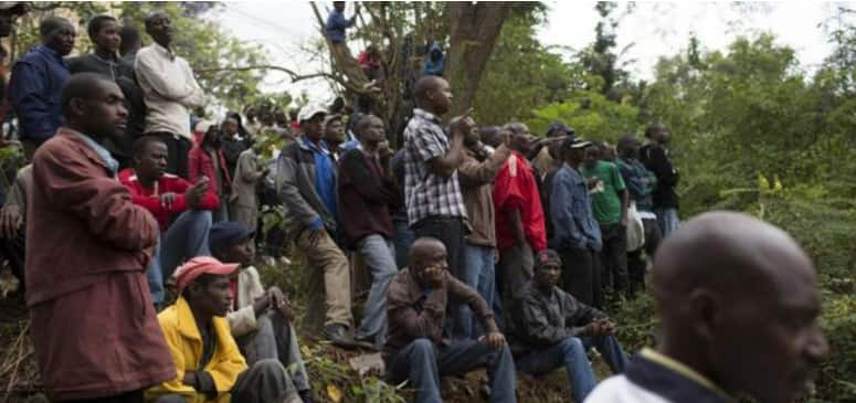 KDF officer, two sons drown in botched rescue operation in Thika