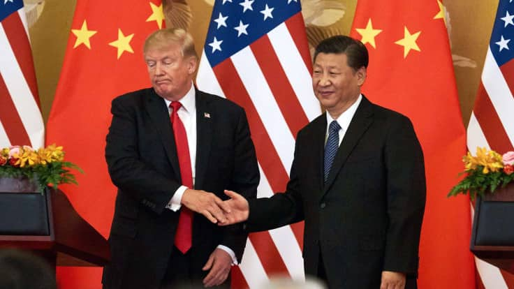 President Trump Said China infected the world and should be held accountable for the spread of the deadly coronavirus. Photo: GettyImages