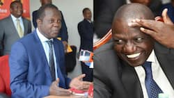 Raphael Tuju Says Ruto Will Remain as DP Even if Ousted as Jubilee Deputy Party Leader
