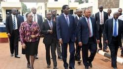 Waziri Munya alazimika kufuta ujumbe kuhusu DP Ruto baada ya joto mtandaoni