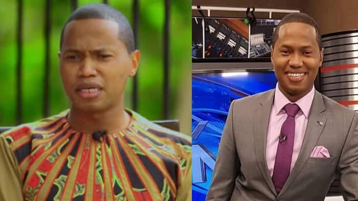 News Anchor Salim Swaleh Discloses He Skipped 3 Classes in Primary School, Sold Mandazis