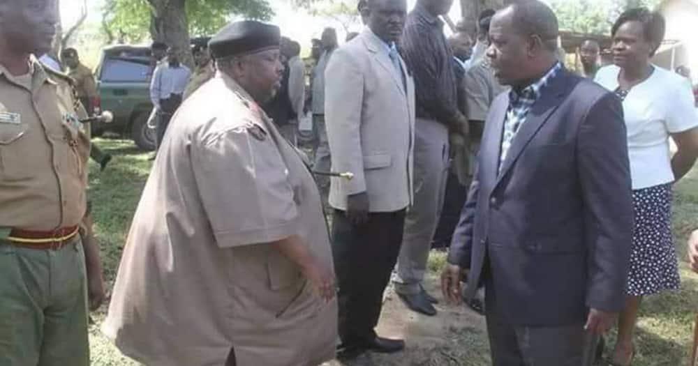Naibu Kamshna wa Bonde la Ufa afariki dunia