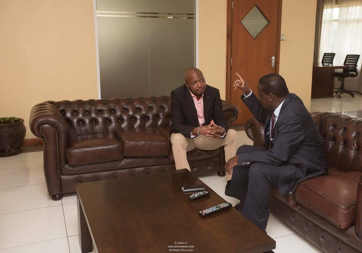 Orodha ya maadui wa Raila waliofanya mapatano naye baada ya 'handshake'