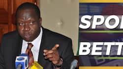 Waziri Fred Matiang'i asema hatasitisha vita dhidi ya kampuni za kamari