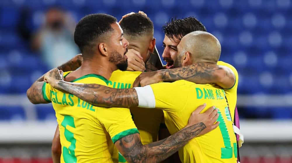 Tokyo 2020: Cunha, Malcom Score as Brazil Defeat Spain to Win Gold In Mens Football Event