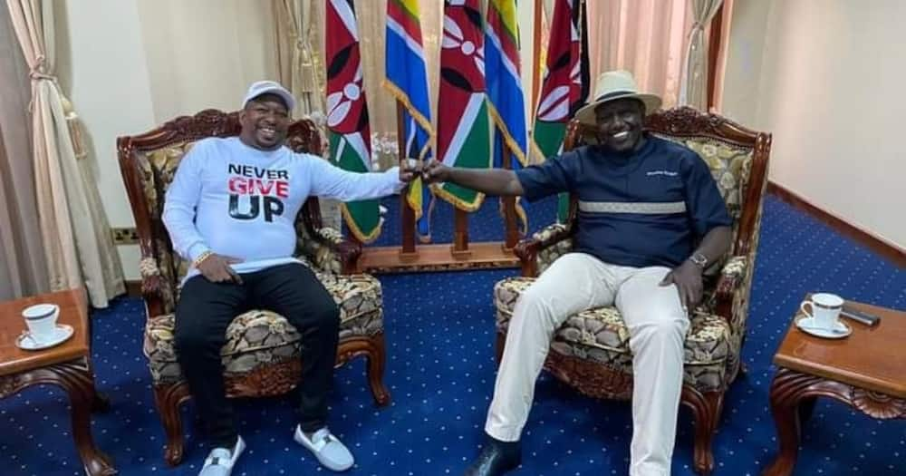 Mike Sonko says he'll not be in Nairobi by-election race, take 10-year break from politics