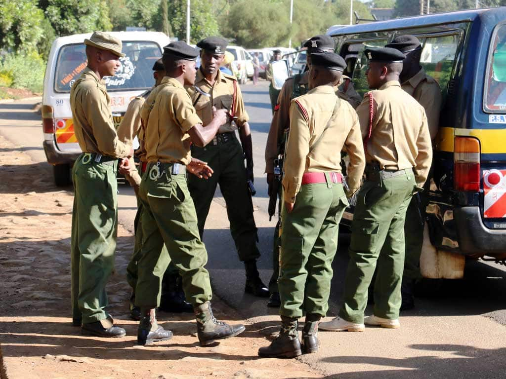 Administration Police officer shoots dead bar maid before killing self in Isiolo
