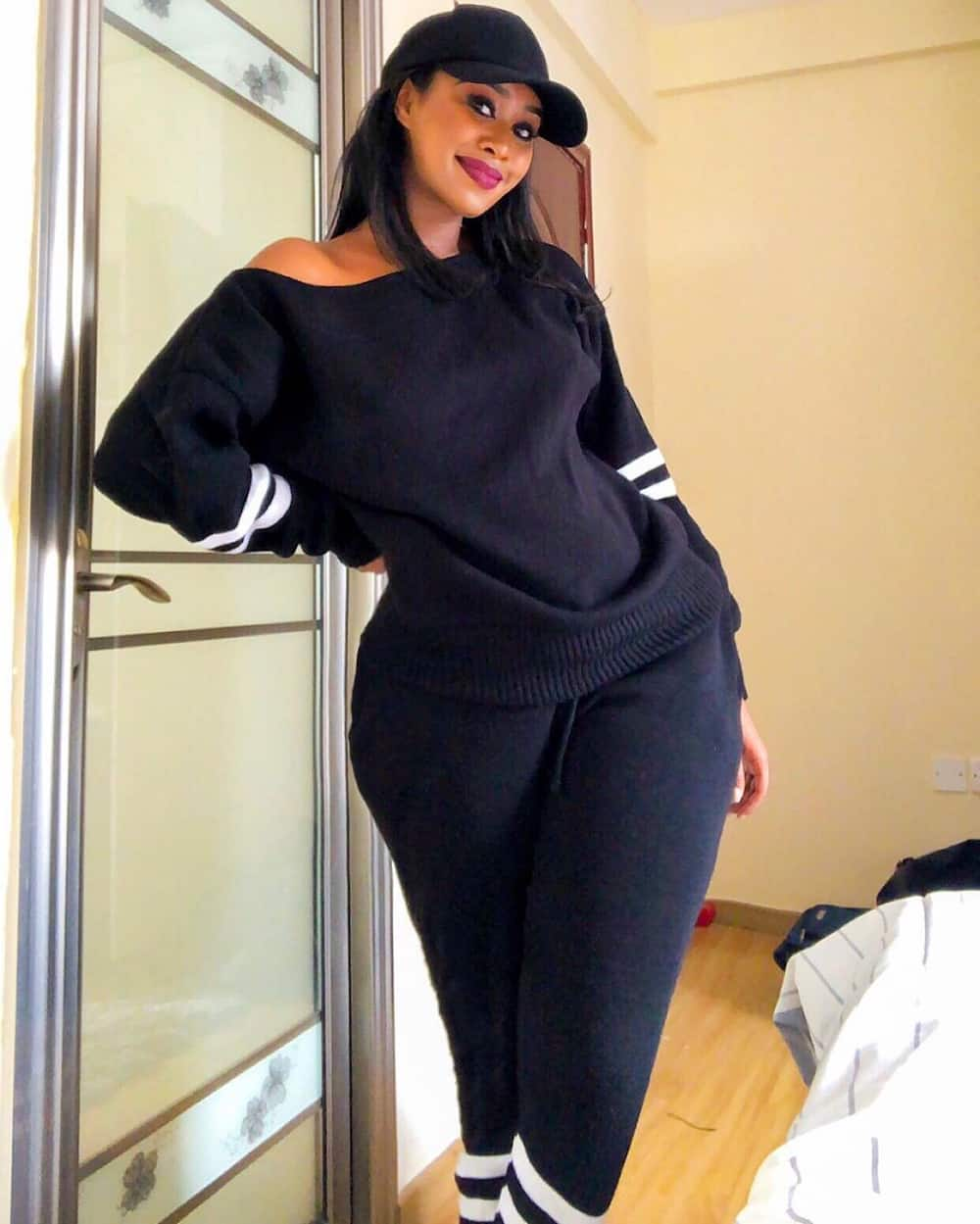 10 cute photos of Otile Brown's Ethiopian girlfriend