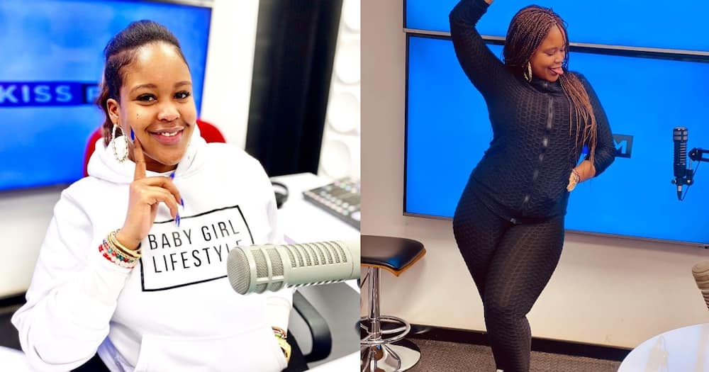 Kamene Goro confirms being in new relationship.