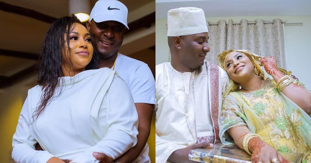 Diamond Platnumz's sister Esma discloses she was married as fifth wife