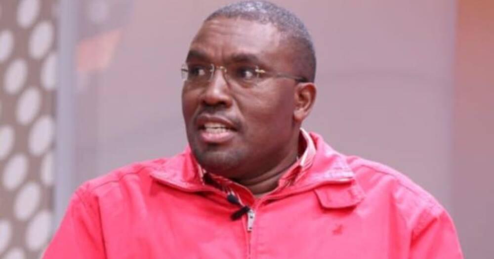 Kabando wa Kabando said President Uhuru Kenyatta had failed Kenyans.