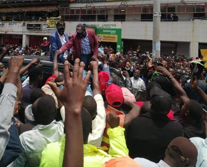Uhuru extends COVID-19 containment measures until next address