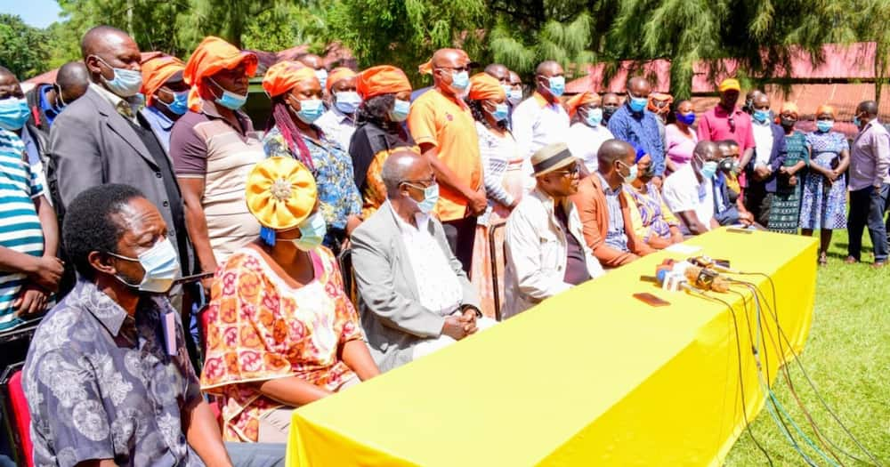 The ODM Party.